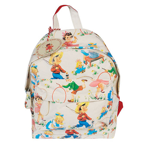 Mini Backpack - Vintage Kids