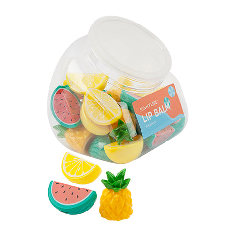 Lip Balm Assorted Fruit Salad - Choose Your Style