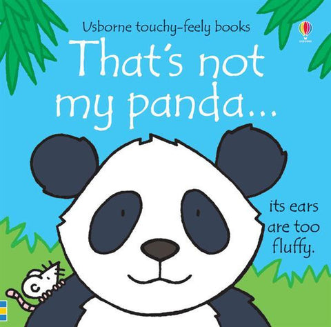 That's Not My Panda Book