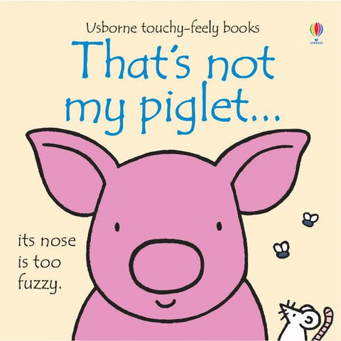 That's Not My Piglet Book