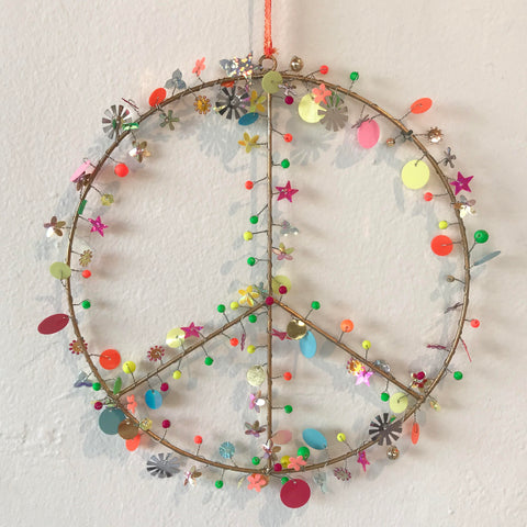Peace Wall Decor