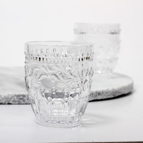 Seville Tumbler - Clear