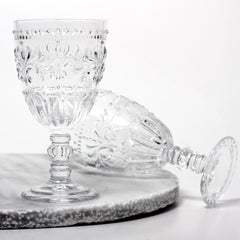 Seville Wine Glass - Clear