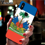 Vintage Haitian Flag Phone Case cover for xiaomi