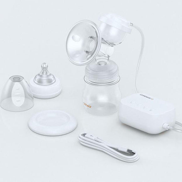 Electric Bilateral Mute Automatic Milking Device  Conduit Original Touch Type Breast Pump Accessories