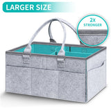 Baby Diaper Organizer Wipes Toys Mummy Bag Organizer Nursery Storage Bag Portable Travel Storage Maternity Stroller Accessories