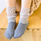 Baby Kids Socks Summer Baby Boys Girls Socks Fashion Lace Children Socks Clothing Accessories Heap Heap Socks