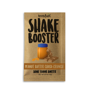 Shake Booster: Peanut Butter Chocolate Crunch 5 Pack
