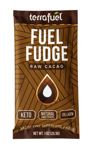 Fuel Fudge Bar: Raw Cacao