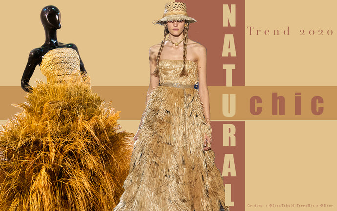 Natural chic: il fashion trend ecosostenibile della SS 2020