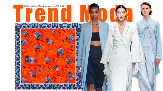 Lisa Tibaldi Terra Mia Blog News Trend Moda dalle fashion week anteprime Primavera Estate 2021