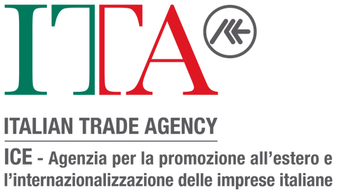 Italia Trade Agency - ICE official logo