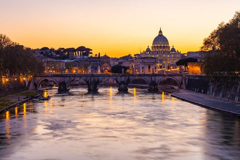 Lisa Tibaldi Terra Mia bLog News a November that knows about spring Rome in the Roman Ottomanes