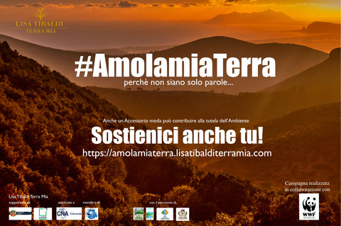 #AmolamiaTerra crowdfunding campaign carried out with WWF lazio coast for fire prevention projects, protection and restoration of wooded areas. Support us too!