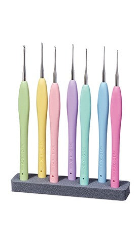 Amour Crochet Hook Set (0.60 - 1.75 mm)