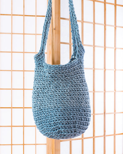 Level 2: Denim Rope Sling Bag Workshop