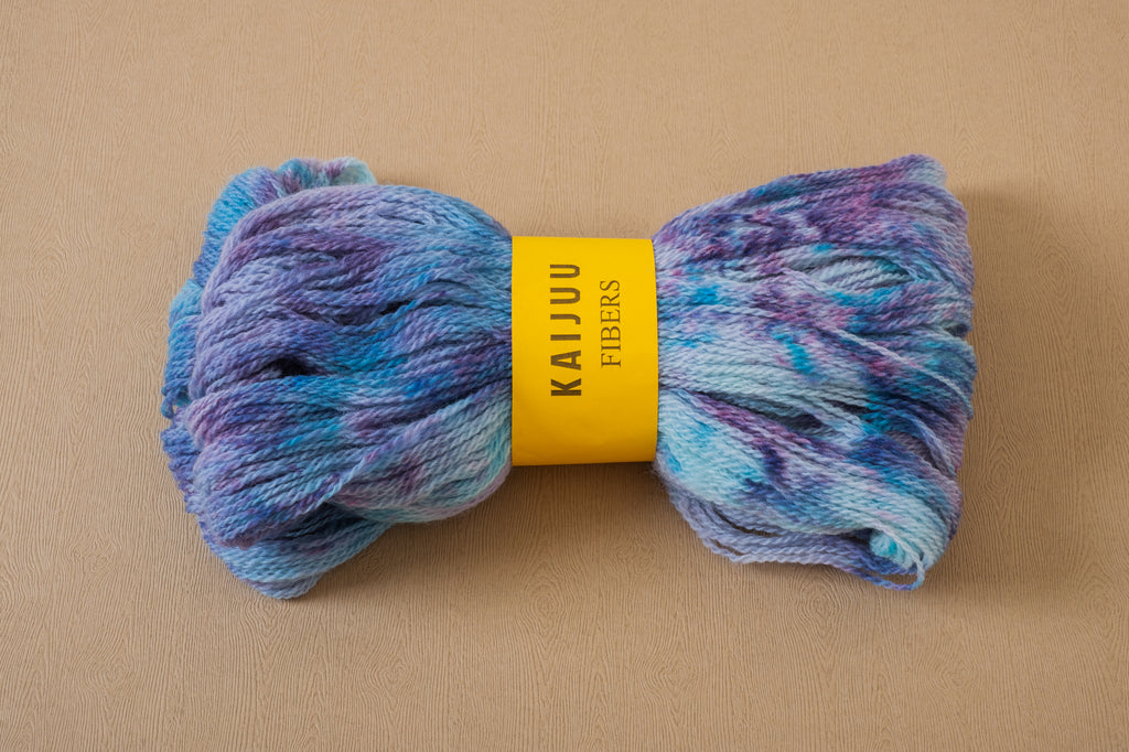 Peruvian Highland Wool Yarn by KAIJUU Fibers