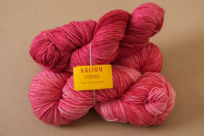 Merino Wool Yarn by KAIJUU Fibers