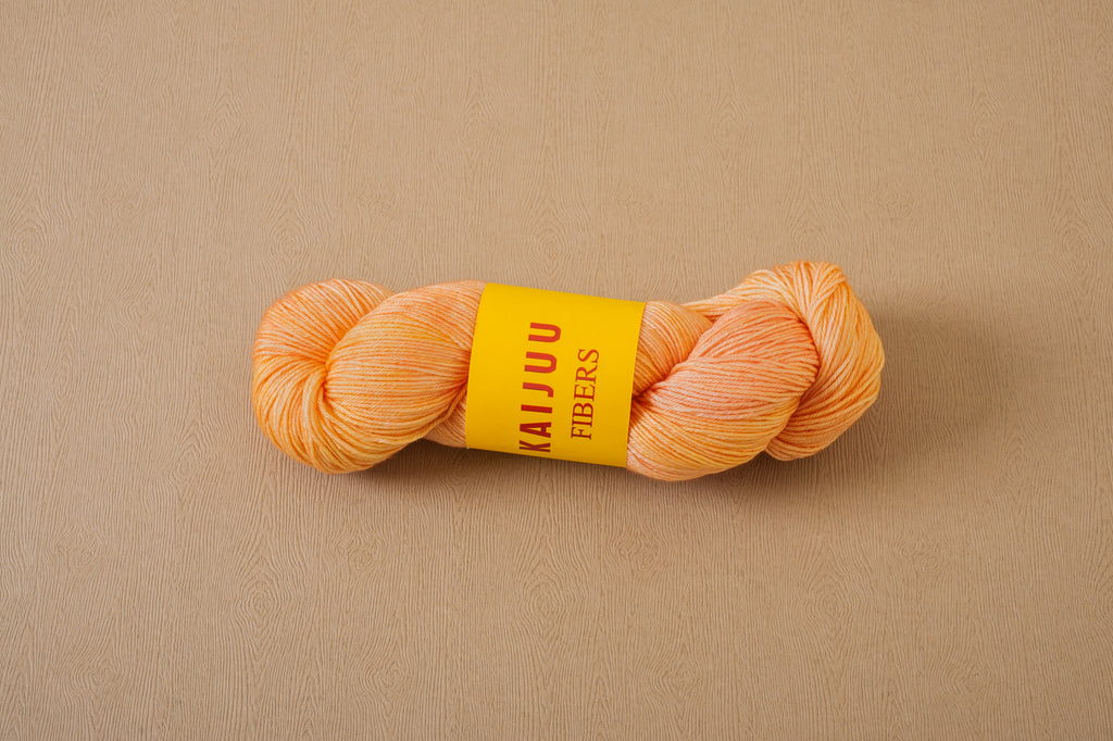 Sock Yarn by KAIJUU Fibers
