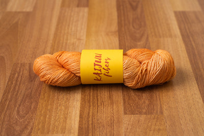 Bamboo Sock Yarn by KAIJUU Fibers 2020 March Batch