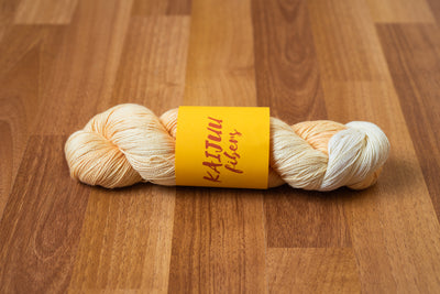 Cotton Silk Yarn by KAIJUU Fibers 2020 March Batch