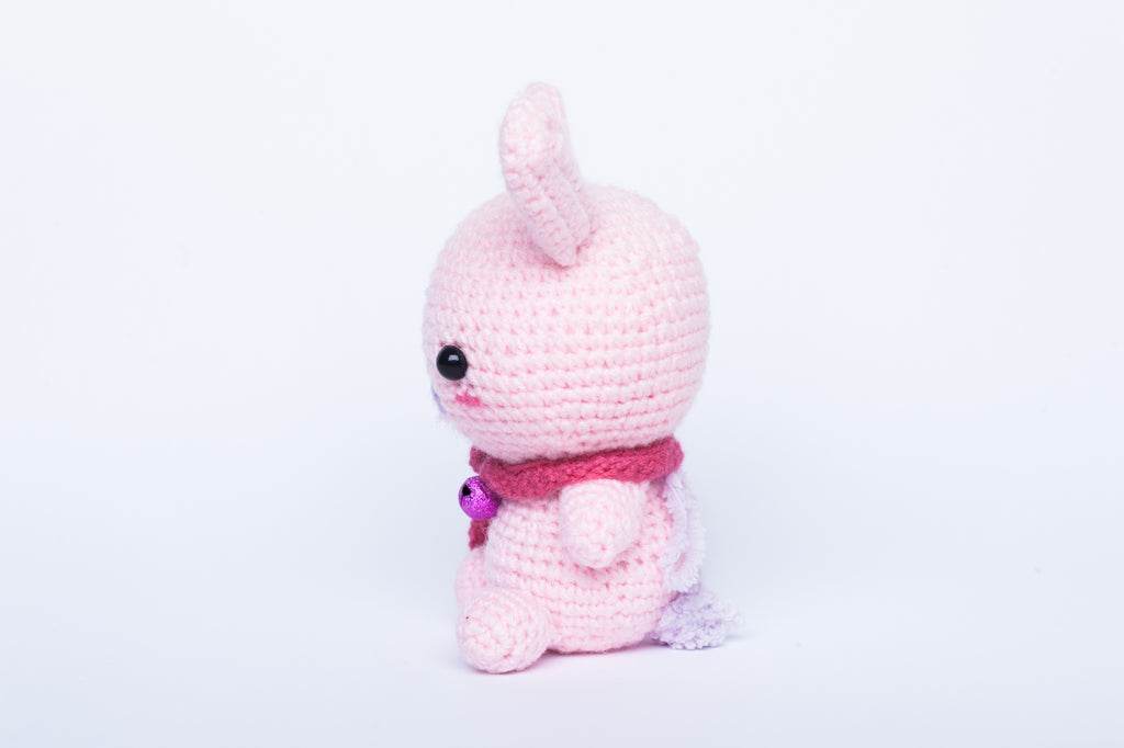 Ravelry: RITA the rabbit - bunny mod kit for lalylala dolls by ... | 682x1024