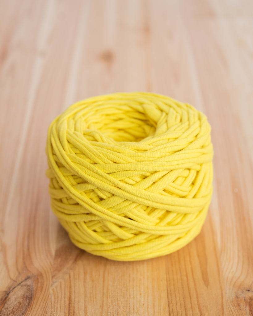 Recycled Tshirt Yarn