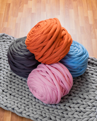 Jumbo Hand Crochet / Knitting Yarn
