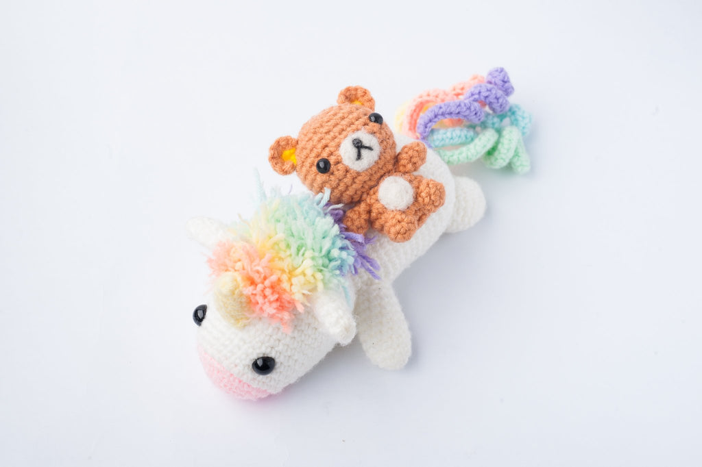 tiny rabbit hole -cheap best craft basic beginner crochet knit pineapple orange apple fruits amigurumi workshop classes lesson singapore