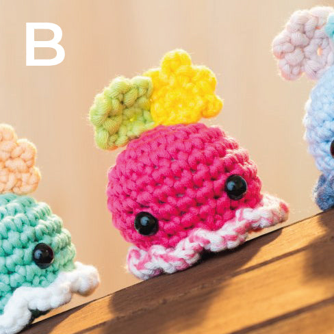 Free (Crochet) Pattern Friday! Octopus Amigurumi | Choly Knight | 488x488