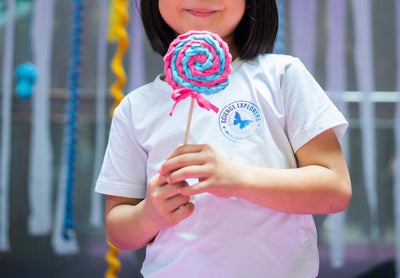 Taster: Upcycled Lollipop Workshop