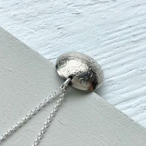 1953-1967 Domed Sixpence Necklace