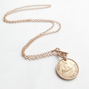Love Knot Wren Necklace