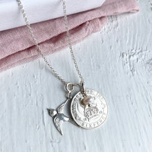 Load image into Gallery viewer, Faith, Hope & Plenty Necklace