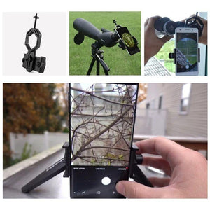 Nikula Smartphone (Télé)scope Adaptateur | UNIVERSEL - Science Factory