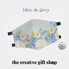 Floral Fabric Face Masks - The Creative Gift Shop