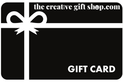 Gift Card - The Creative Gift Shop