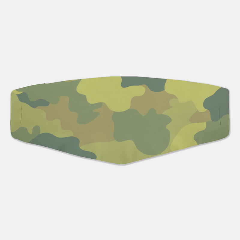 Light Camo Face Cover - The Creative Gift Shop