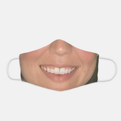 Personalized Face Mask (Ear Loop) - The Creative Gift Shop
