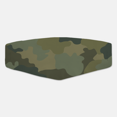 Dark Camo Face Cover - The Creative Gift Shop