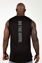"Load image into Gallery viewer, Men's ""Do The Work"" Performance Tank"