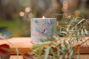 Eucalyptus + Bush Lemon - Travel Tin
