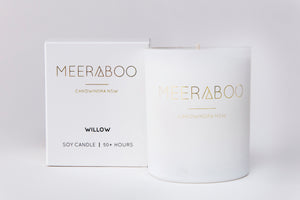 Willow Boxed Soy Candle