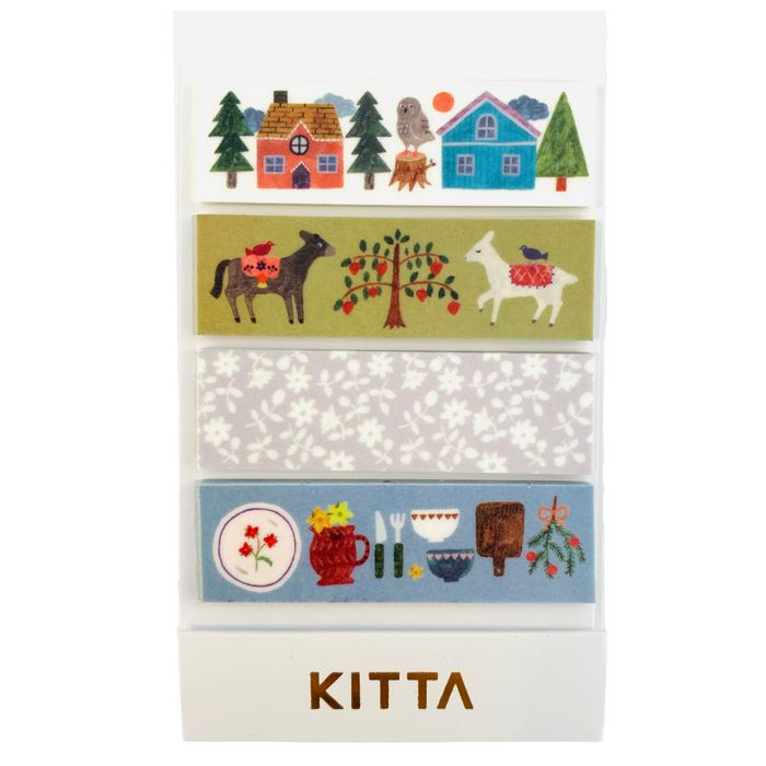 KITTA | Country Washi Tape | Script + Sea