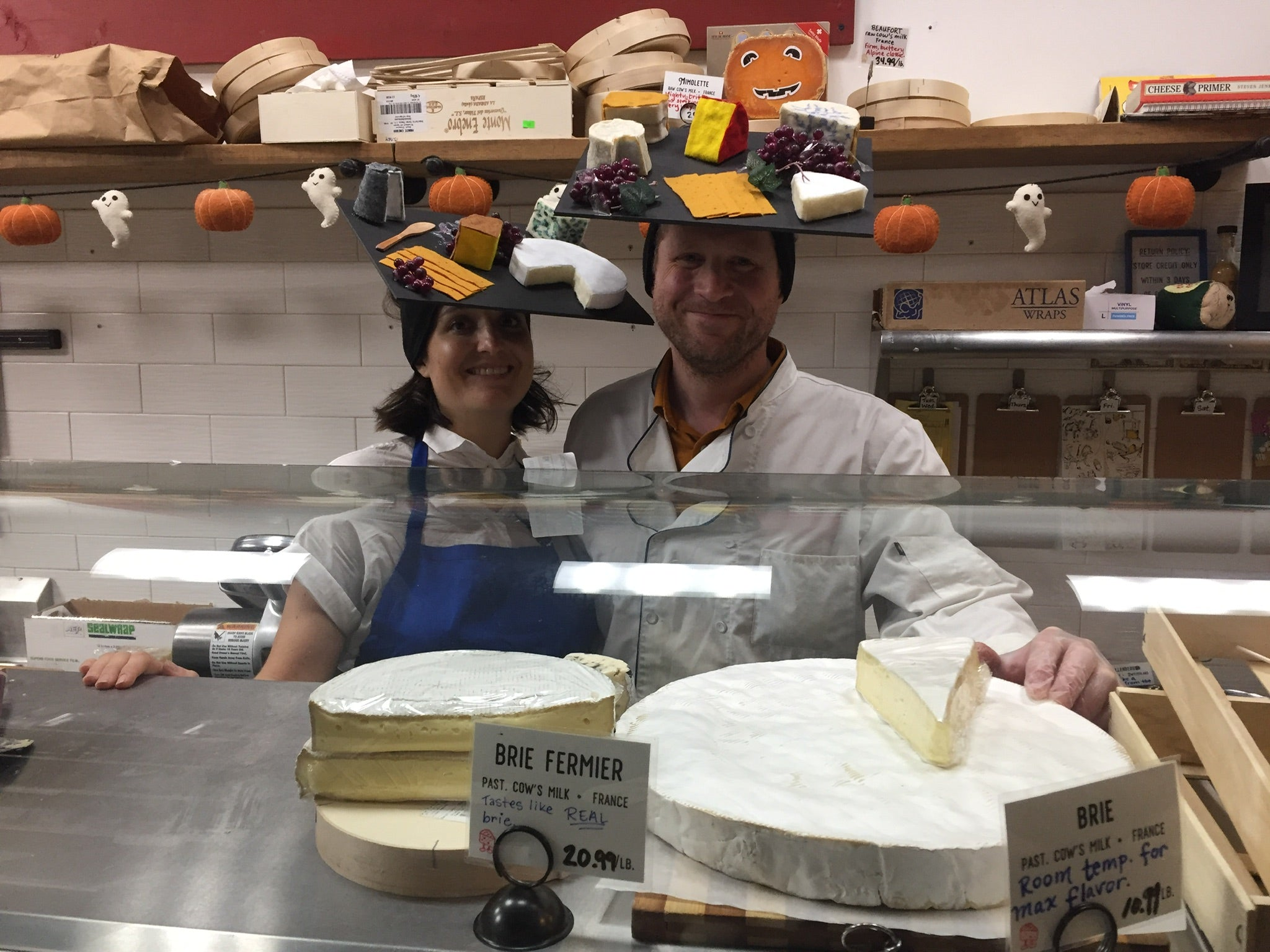 Halloween at Stand Alone Cheese