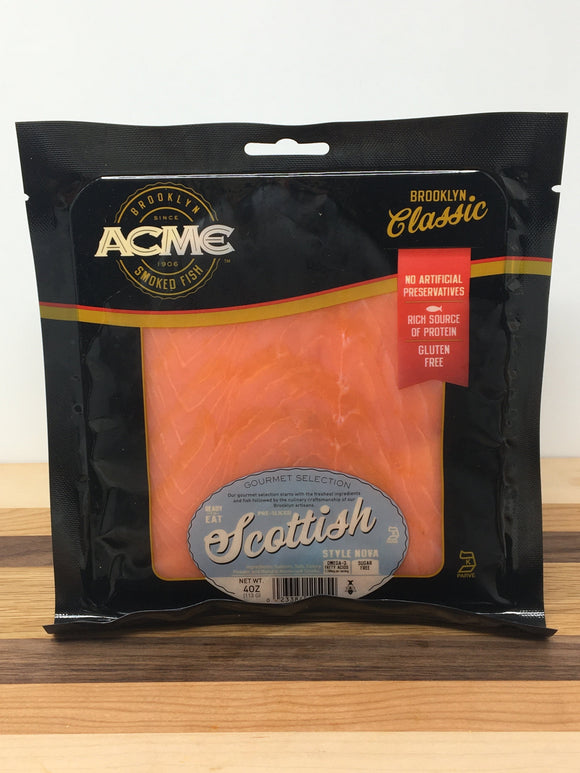 ACME Scottish Smoked Salmon