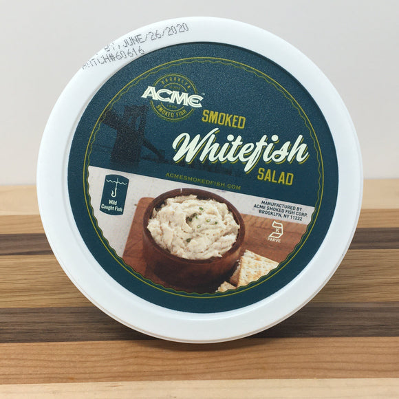 ACME Smoked Whitefish Salad