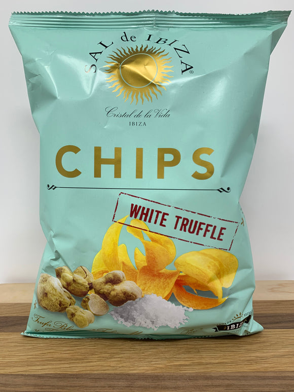 Sal de Ibiza White Truffle Potato Chips