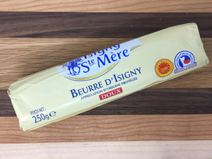 Beurre D'Isigny French Butter