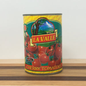 La Valle Canned Cherry Tomatoes
